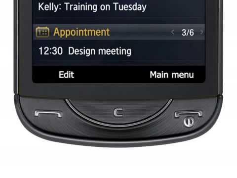 Samsung Omnia Pro B7610  2762