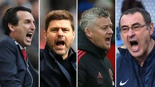Who's going to get top 4 #Tottenham #Chelsea #Arsenal #Manchesterunited Does anyone want it ?