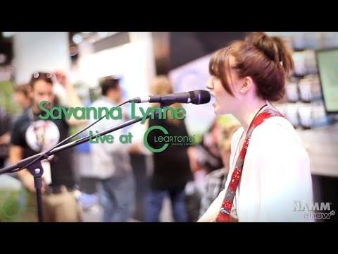 Cleartone Strings :: Savanna Lynne :: Live at NAMM 2015