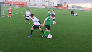 CZ1 - Pierwsze Derby Kudełka w życiu Zagłębie Lubin U6  vs Śląsk Wrocław  U6