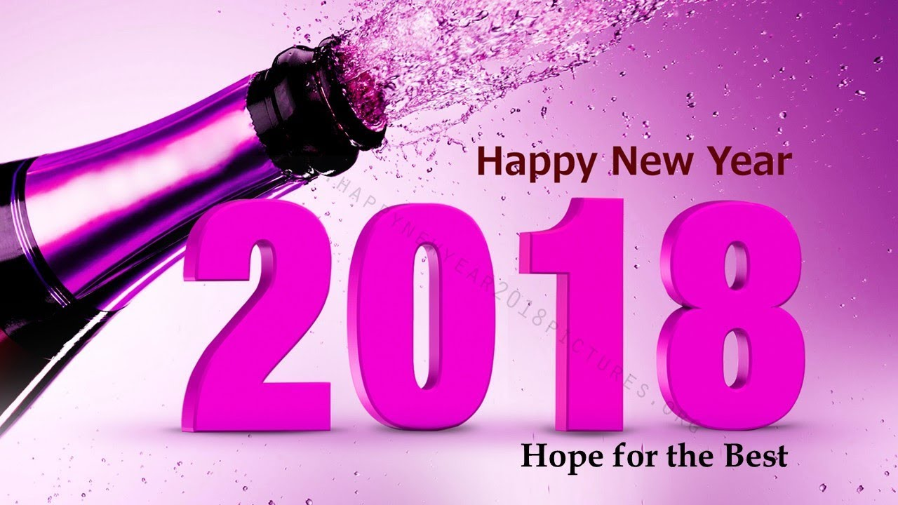 HAPPY NEW YEAR 2018   Hope for the Best      motivational video     HAPPY NEW YEAR 2018   Hope for the Best      motivational video