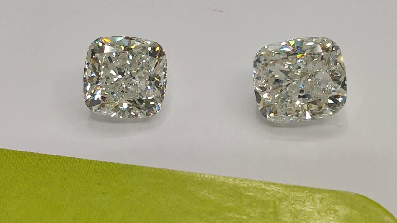 How I Select the right Cushion Diamond