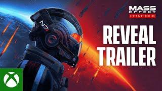 Mass Effect™ Legendary Edition Official Reveal Trailer