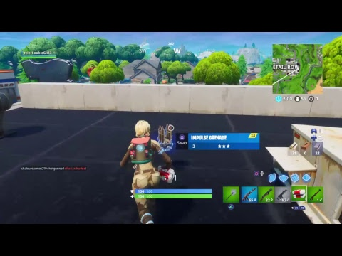 Fortnite Gameplay The *Bying The Ice Breaker