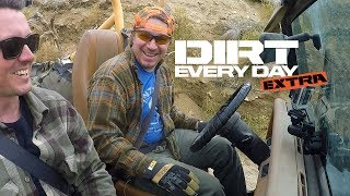 Junkyard Jeepin' Outtakes - Dirt Every Day Extra