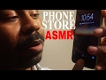ASMR Phone Store Roleplay with Typing Sounds, Beard Scratching and Tapping Sounds (Soft Spoken)