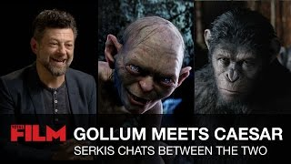 Caesar Meets Gollum: Andy Serkis Chats Between the Two