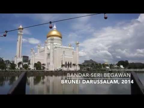 Bandar Seri Begawan, Brunei Darussalam 2014
