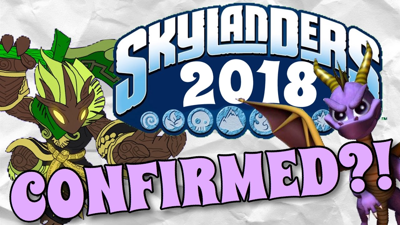 skylanders 2018 confirmed wildstorm release date etc