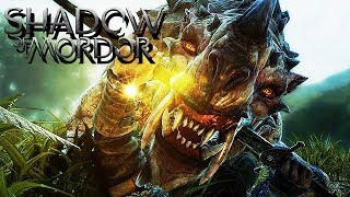Mittelerde Mordors Schatten Gameplay German - Kreaturen der Erde