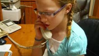 Telephone Etiquette Presentation Video