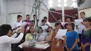 Bài hát Tâm Tình Mến Yêu, Ca Đoàn Seraphim Long Xuyên..