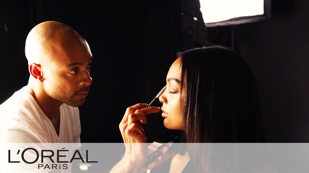 Need to Know Pro Makeup Tips from Sir John  L'Oreal