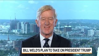 Trump Couldn't Balance a Budget If His Life Depended on It, Bill Weld Says
