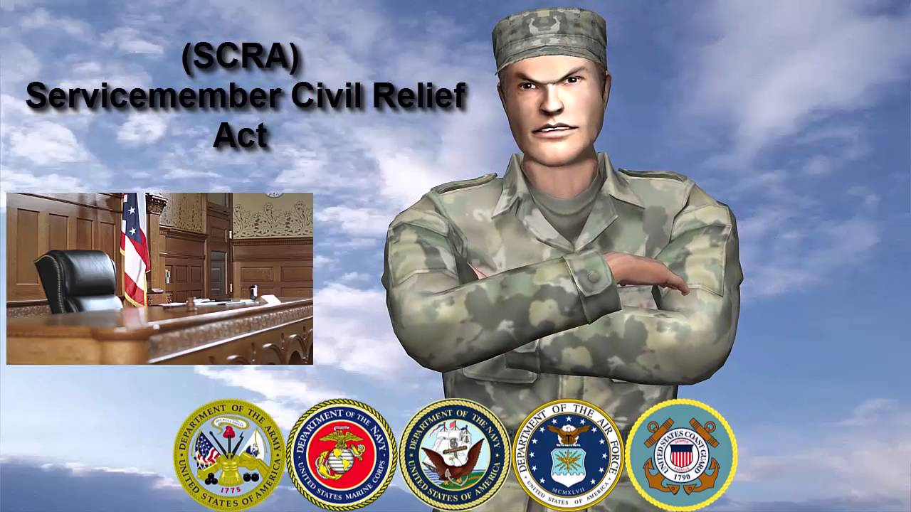 Civil Service Act : Scra rights violations service members civil