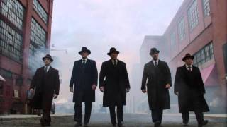 The Making of the Mob: New York 2015 Opening and Closing Theme Blu-Ray Dolby 5.1