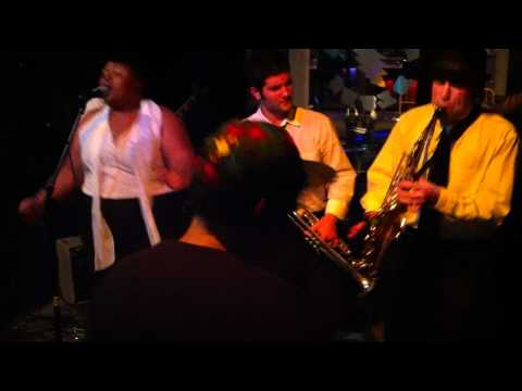 "Brass Tacks, ""I Want You Back,"" Live at Stella Blues New Haven, CT"