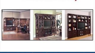 Homelement Online Furniture- Hillsdale - Coaster - Parker House Furniture