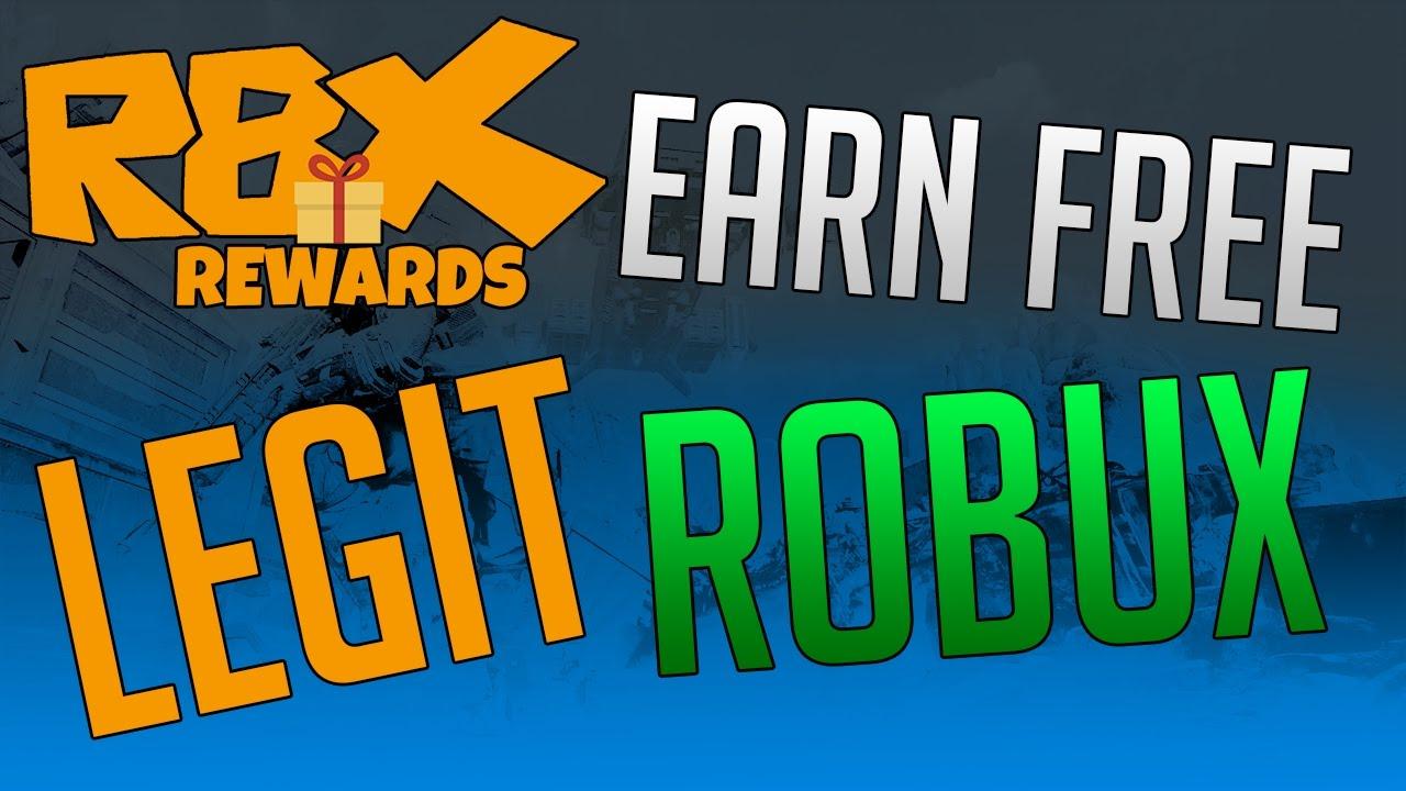 How i get free robux rbxrewards youtube ccuart Images