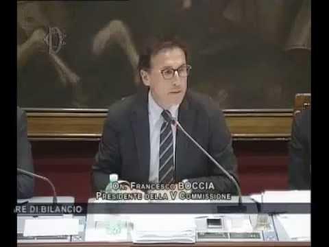 Roma - Audizioni su Documento Economia e Finanza 2014 - Giuseppe Pisauro (13.10.14)