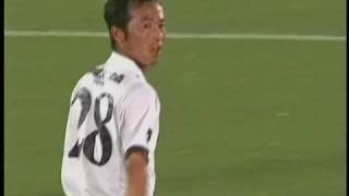 2009 J2 ロアッソ熊本ゴール集 第19節 VS湘南ベルマーレ 15分 西 弘則