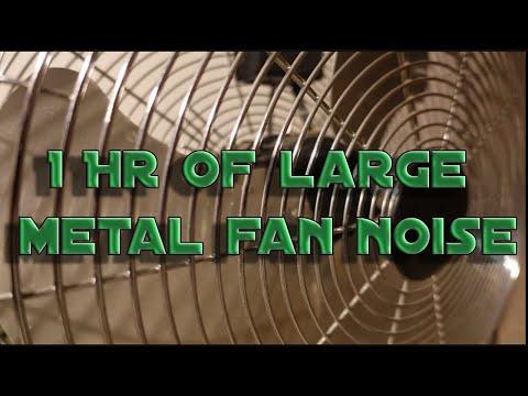 Blissful Big Fan Noise