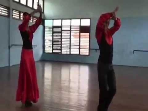 Raiz Cuba Academy Dance, Haldem y Coset