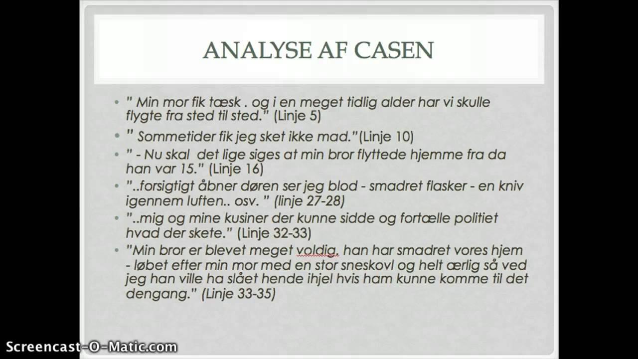 Psykologi C- Prøveeksamen