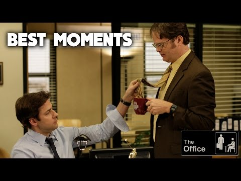TOP 5 FUNNIEST Moments From The Office ( TV Show )