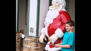 2015 Recap from Santa Claus, Indiana, and Lincoln's Indiana Boyhood Home