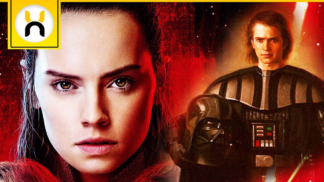 Rey's Massive Connection to Anakin Skywalker Confirmed