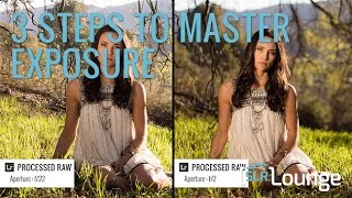 3 Tips to Master Exposure Technically and Creatively | Photography 101