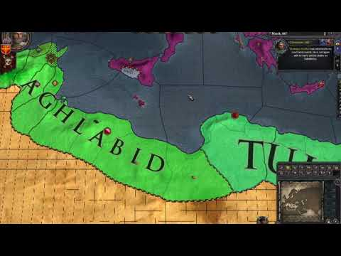 TheMexJo plays: Crusader Kings 2, Byzantine Empire (2) Basileios the one-handed
