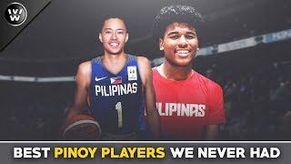 Mga Players na Sayang para sa Gilas Pilipinas | Philippine National Team