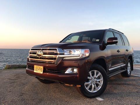 Toyota Land Cruiser 2016 Review | TestDriveNow