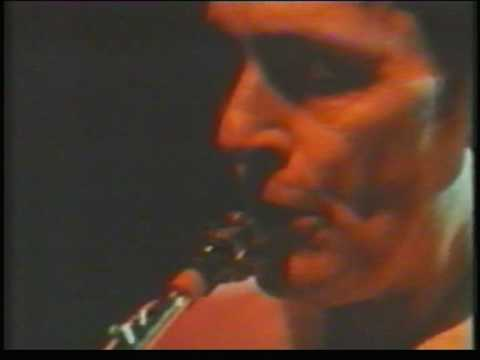 Art Pepper - Patricia - Rare live footage