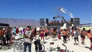 Burning Man 2012 - Robot Heart - Friday Sunrise Set