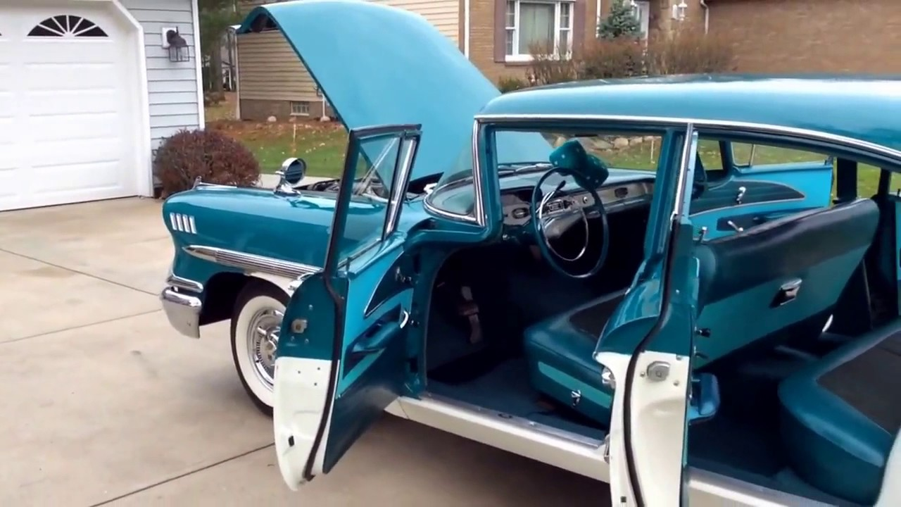 All Chevy 58 chevy bel air : 1958 Chevrolet Bel Air - YouTube