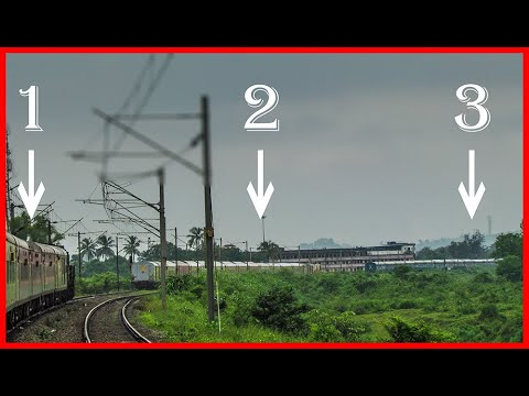 Traffic JAM on Rails & WAP5's galore - INDIAN RAILWAYS