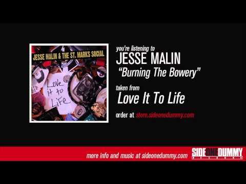 Jesse Malin - Burning The Bowery