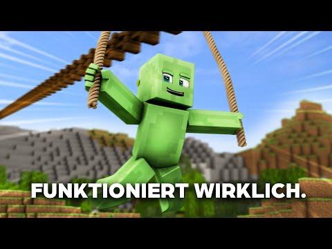 3 VERRÜCKTE Dinge in Minecraft die wirklich funktionieren!