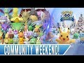 December Community Weekend Shiny Hunting in Pokémon GO!