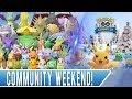 December Community Weekend Shiny Hunting in Pokémon GO!