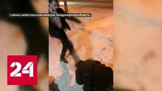 Резонансное видео из Владимирской области: что не поделили бывший уголовник и высокопоставленный п…