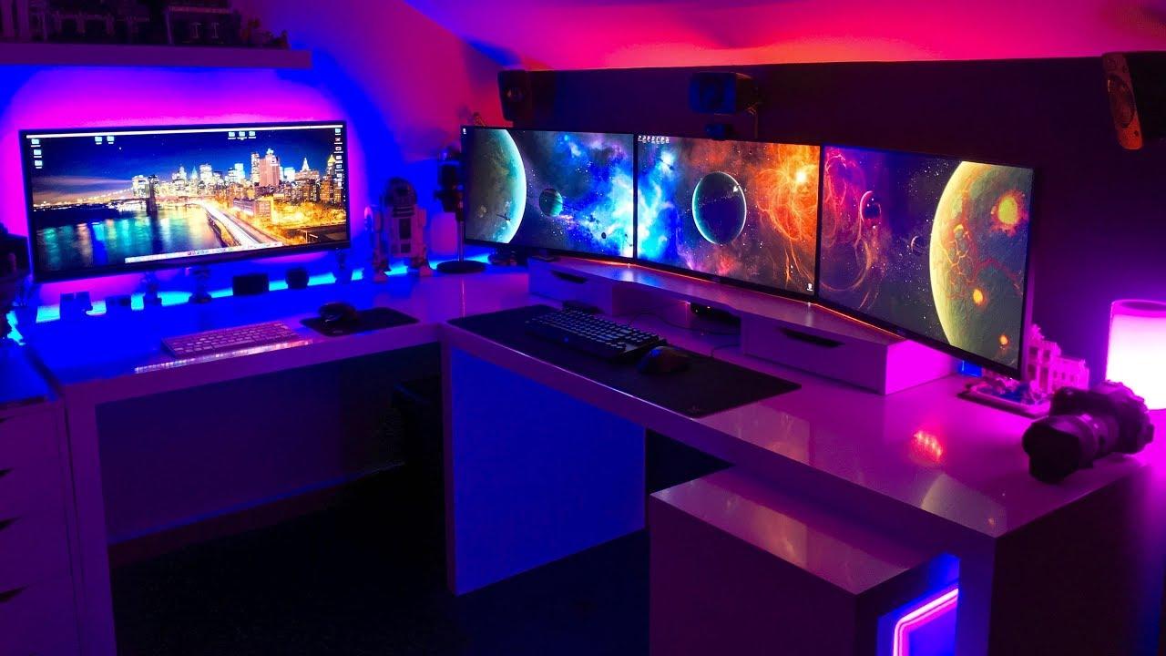 Setup Gamer De Mi Habitaci U00d3n    U00a1 U00a1el Mejor Setup Gamer 2018