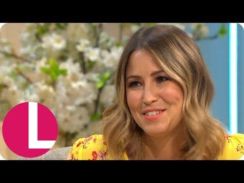 Rachel Stevens Discusses the Possibility of an S Club 7 Reunion   Lorraine