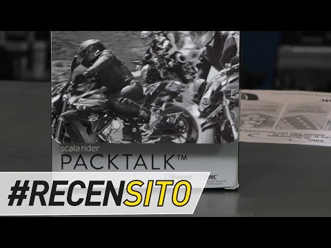 Cardo Smartpack e Packtalk. Recensito interfono