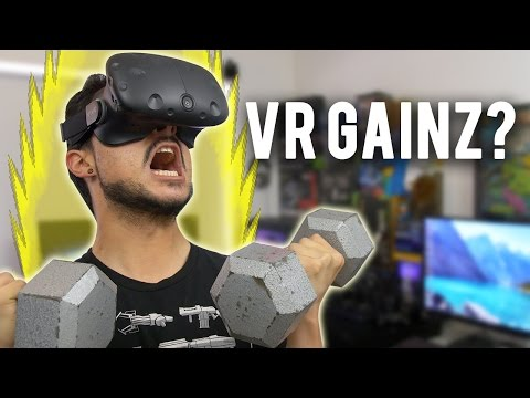 My Weight Loss VR CHALLENGE!! Part 1