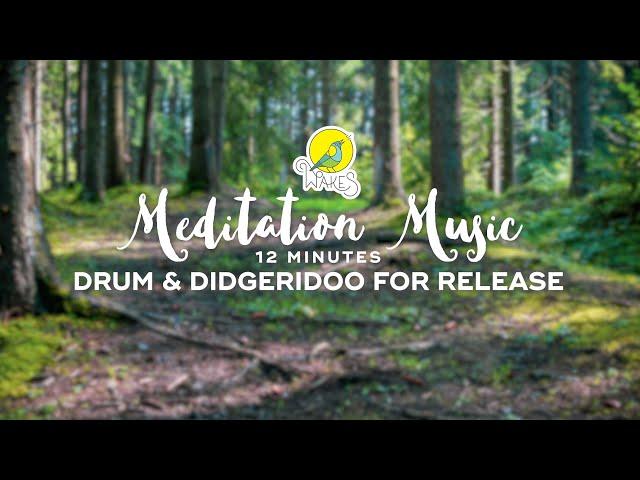 Meditation Music: Drum & Didgeridoo for Release