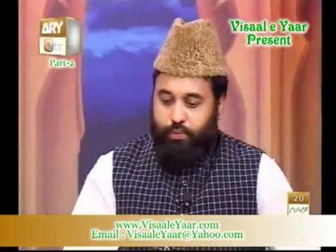 Khushboo-e-Hassaan(Maulana Abdul Hadi Badayuni,P-2)In Qtv.By Visaal